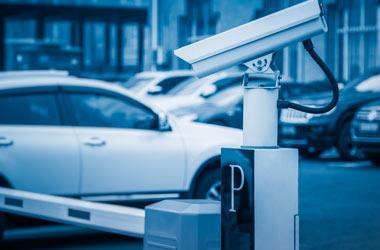 Kamery LPR rozpoznające numery rejestracyjne