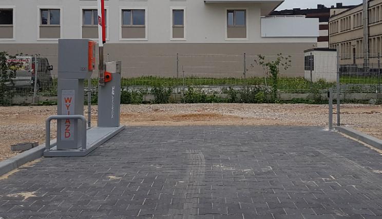 systemy parkingowe Kielce
